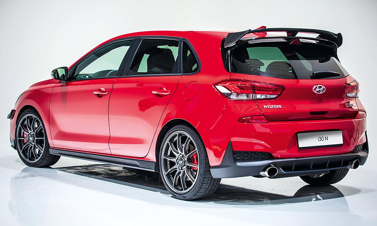 Hyundai N Thusiast Parts Werkstuning Für Den I30 N Autozeitungde