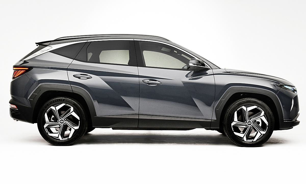 2020 Hyundai Tucson Style