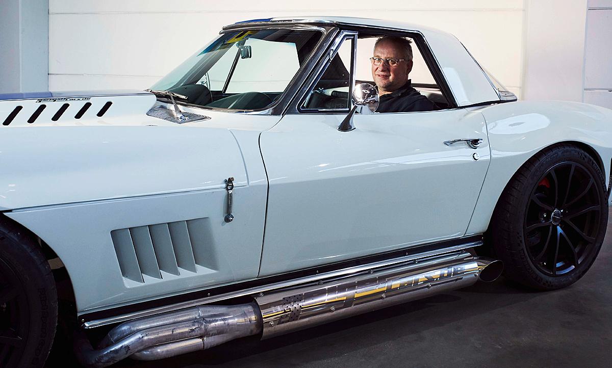 Boss Of Big Block Karl Geiger Tv Serie Auf Dmax Autozeitung De