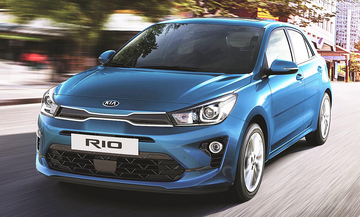 2020 All Kia Rio Release