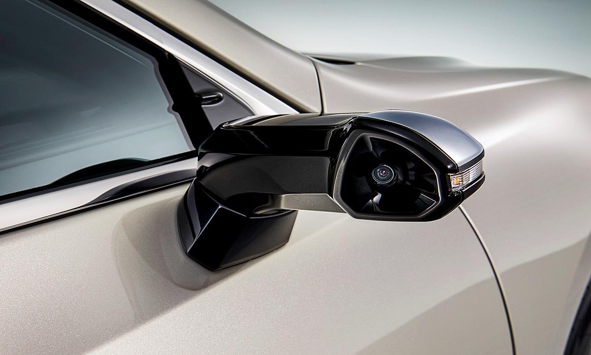 lexus es (2019): motor & crashtest | autozeitung.de