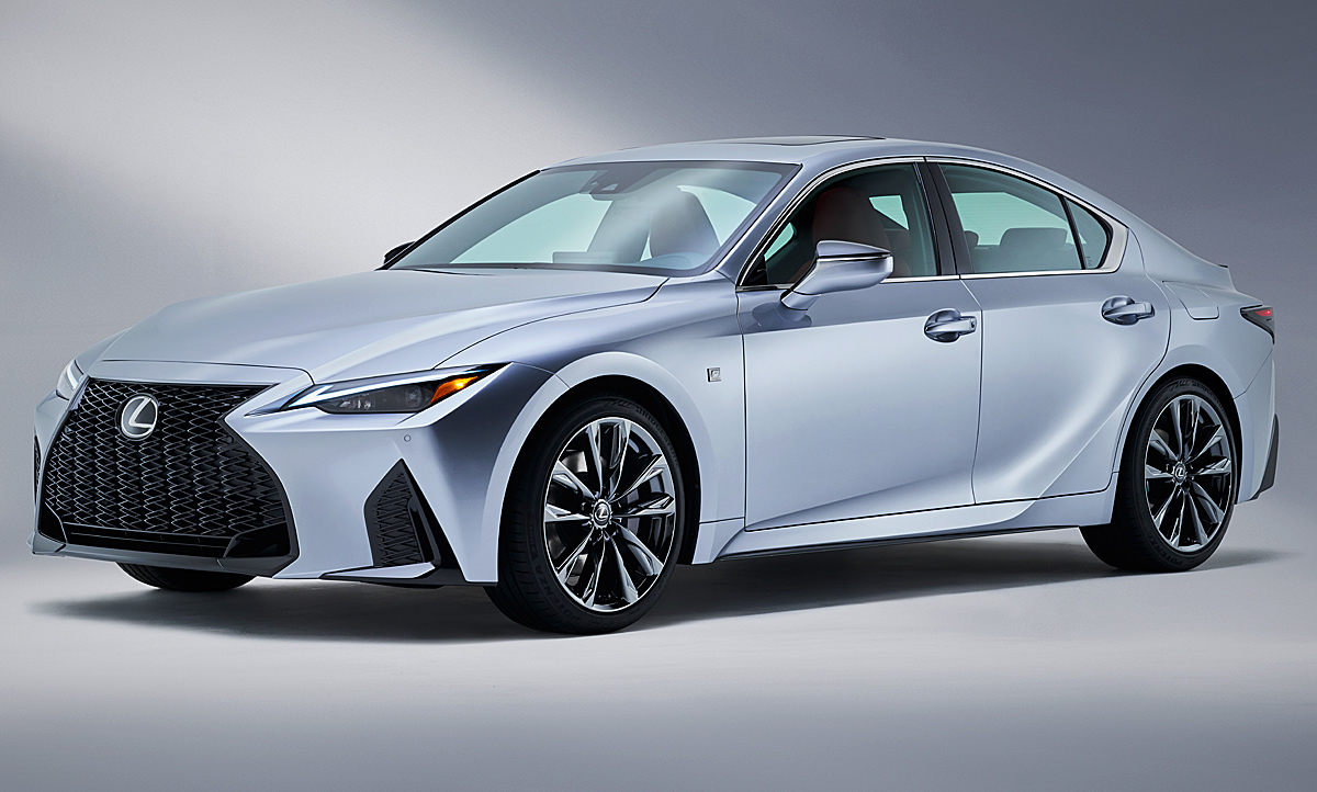 2020 Lexus IS350 New Concept