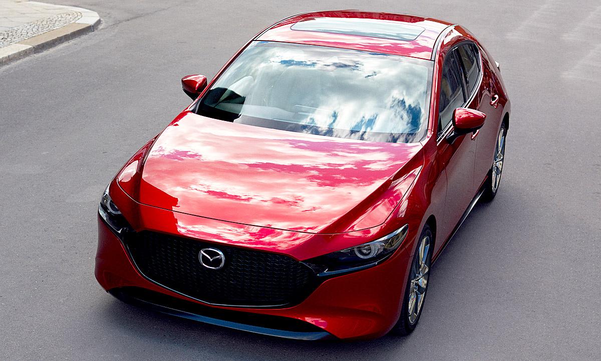 Mazda3 4 Generation Ab 2019 Technische Daten