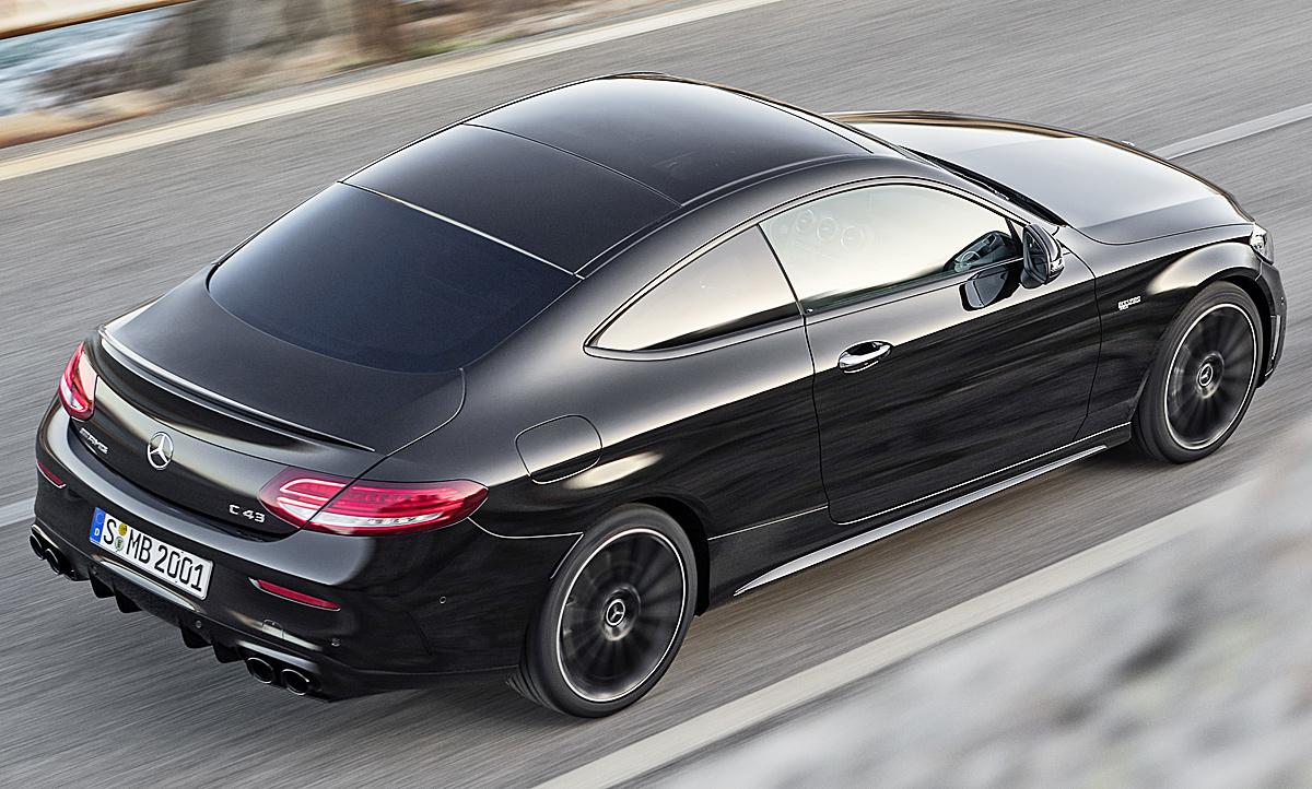 Mercedes-AMG C 43 Coupé Facelift (2018): Preis | autozeitung de