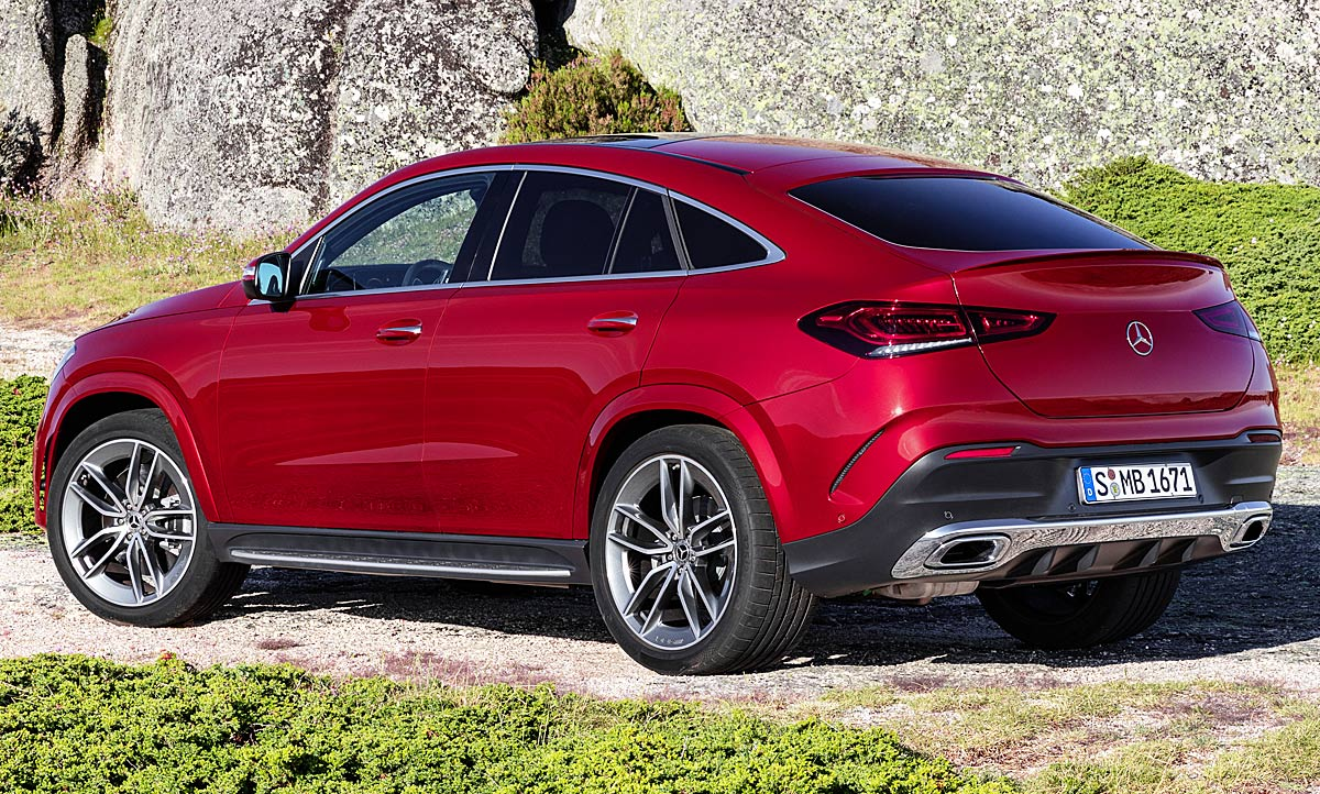 2020 Mercedes Gle Coupe New Model and Performance