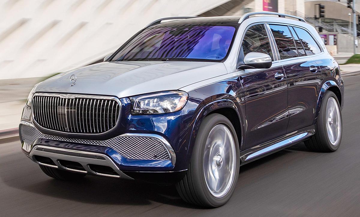 Neuer Mercedes-Maybach GLS (2020): Testfahrt | autozeitung.de
