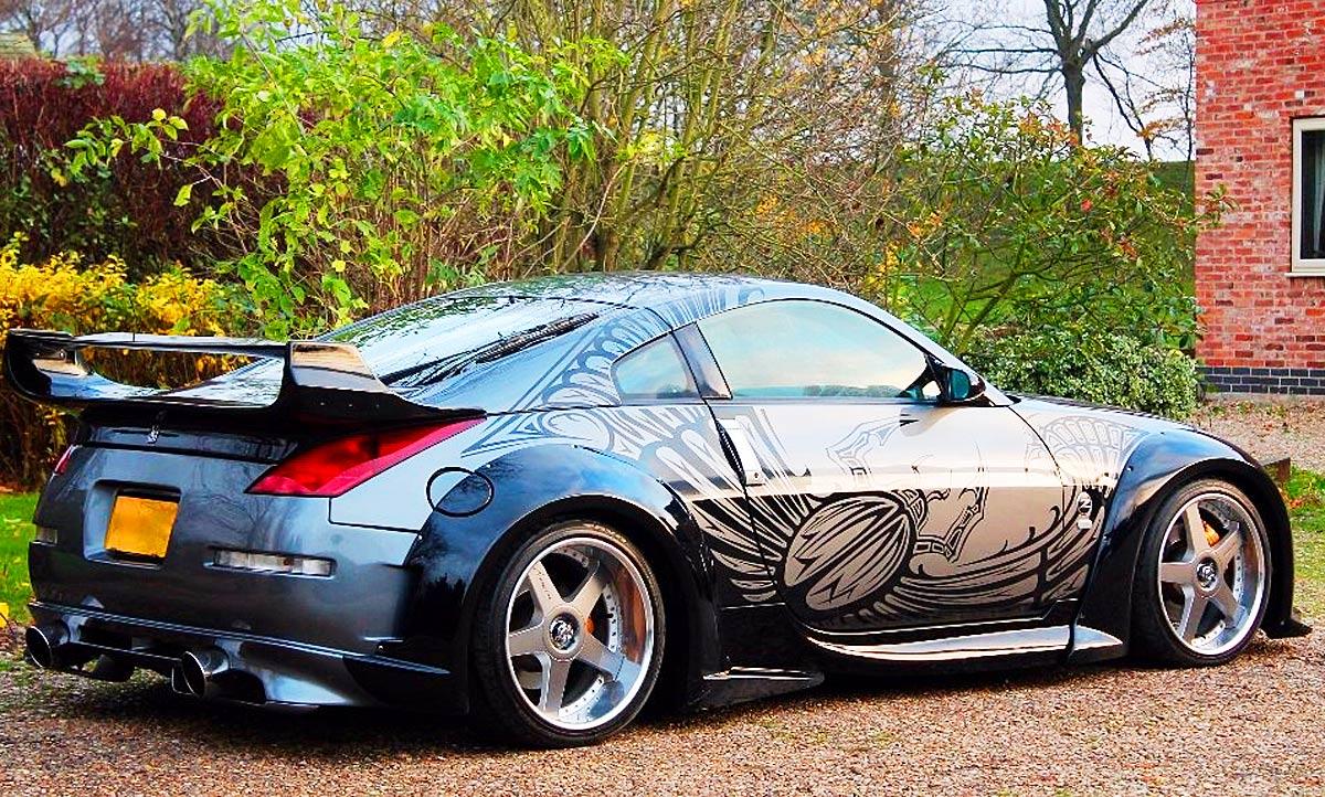 nissan 350 aus f&f tokyo drift: verkauf | autozeitung.de