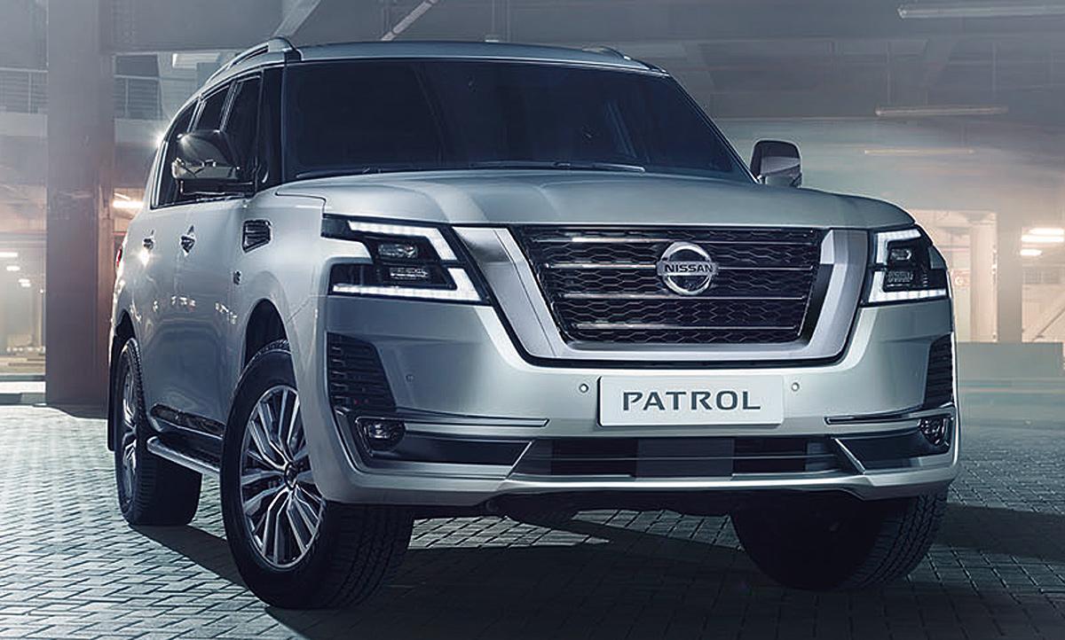 Nissan Patrol Facelift (2019): Motor & Ausstattung ...