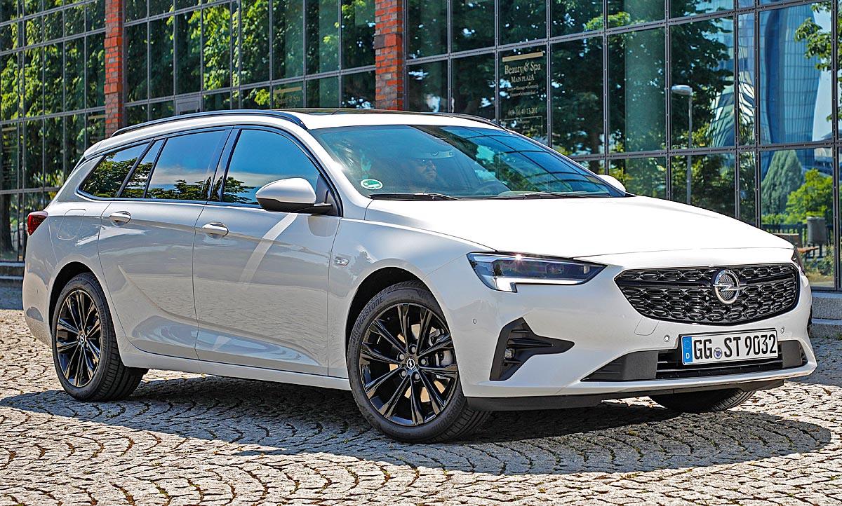 Opel Insignia Facelift 2020 Video Autozeitung De