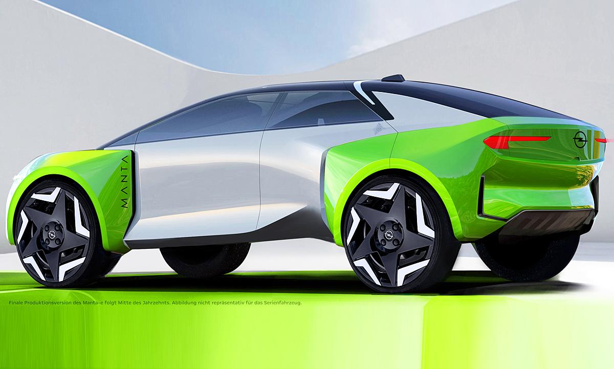 Opel Manta (2025): Elektro, PS & GSe | autozeitung.de