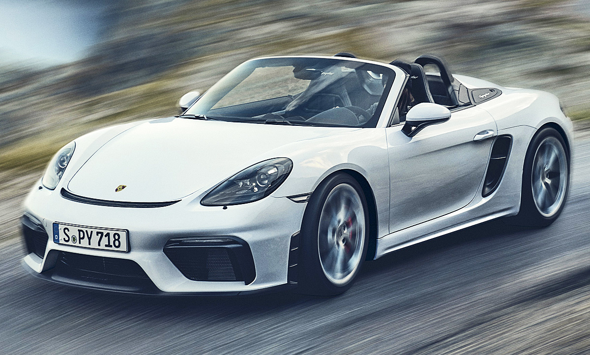 2020 Porsche Boxster Spyder Review and Release date