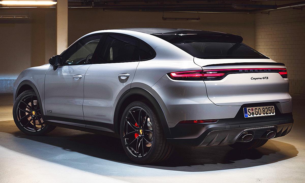 2020 Porsche Cayenne Ratings