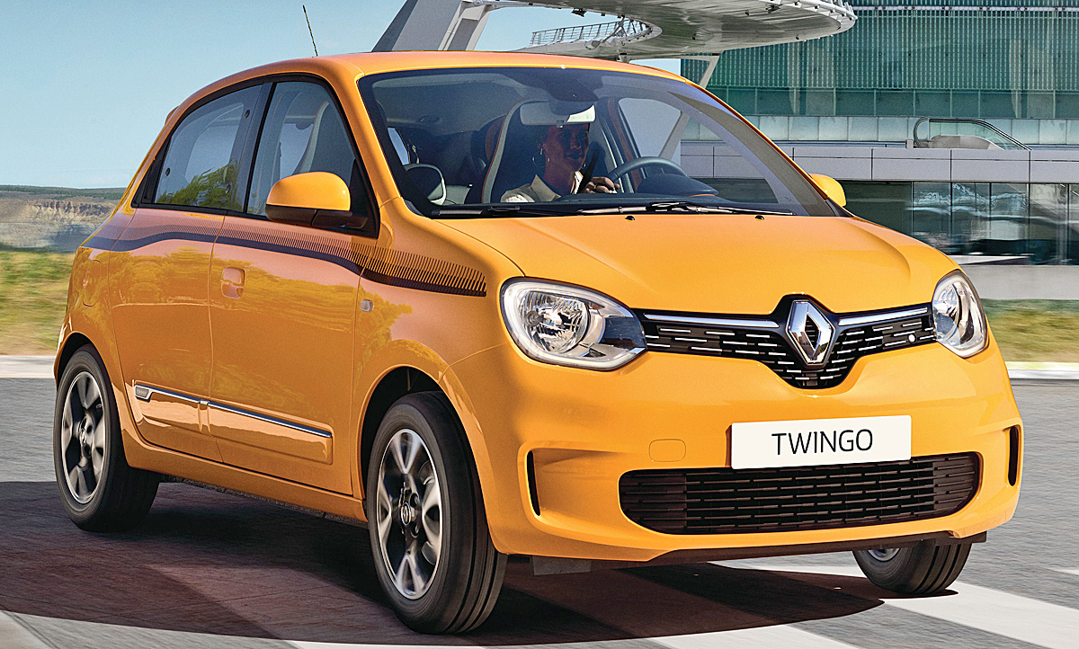 renault twingo facelift 2019 motor ausstattung. Black Bedroom Furniture Sets. Home Design Ideas
