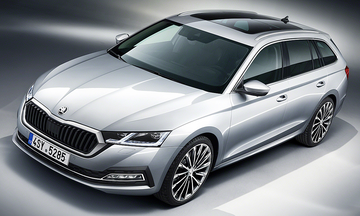 2020 New Skoda Superb Overview