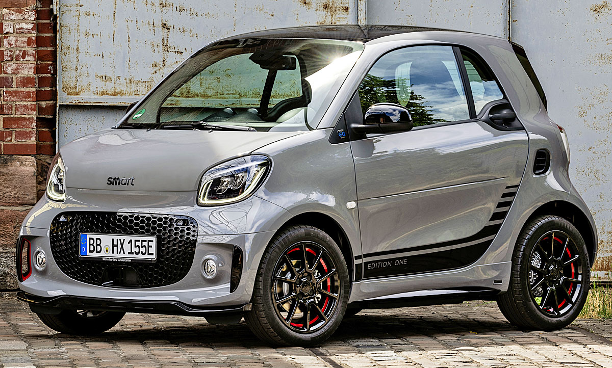 2020 Smart Fortwo Price, Design and Review