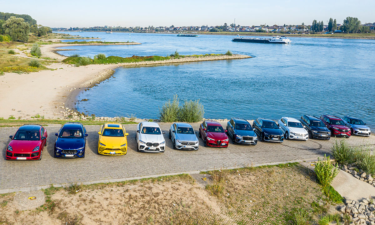SUV des Jahres 2020: Vergleich | autozeitung.de