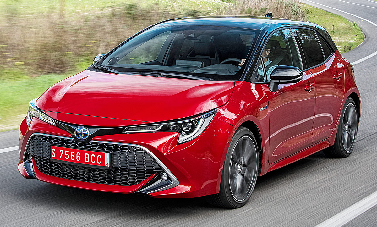 2020 Toyota Avensis Release Date