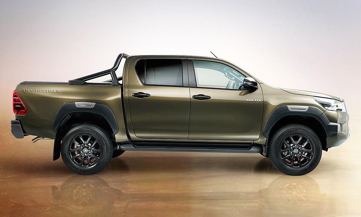 2020 Toyota Hilux Rumors