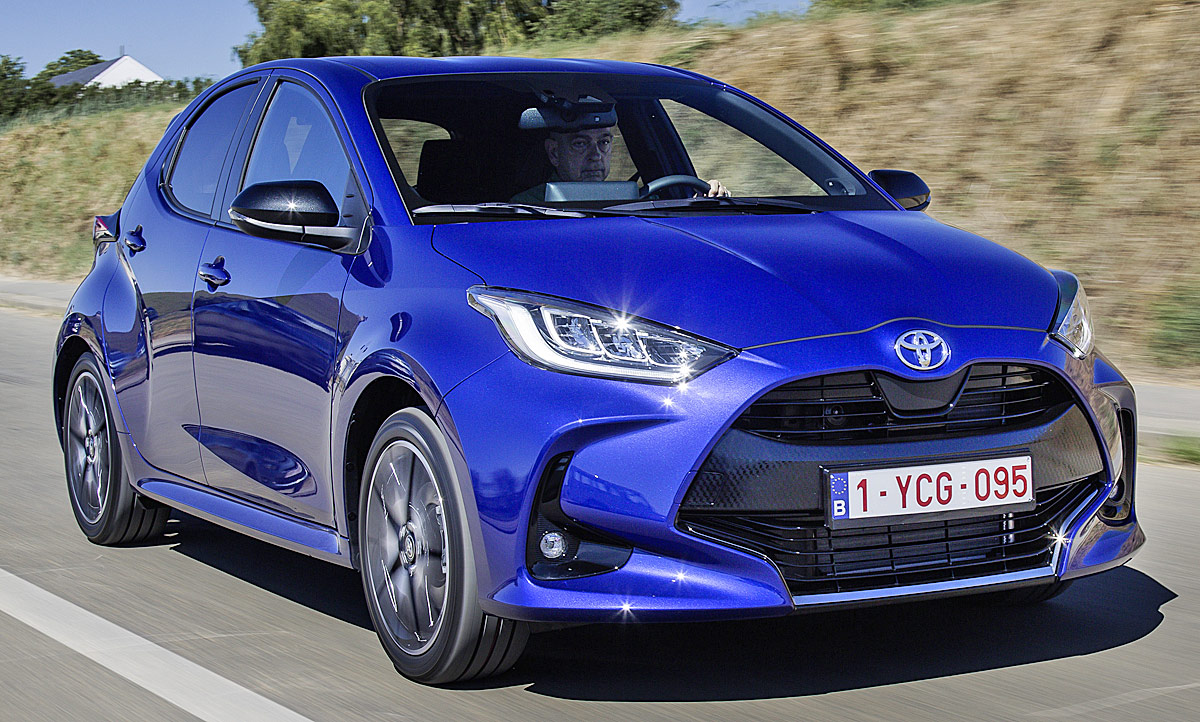2020 Toyota Yaris Concept and Review