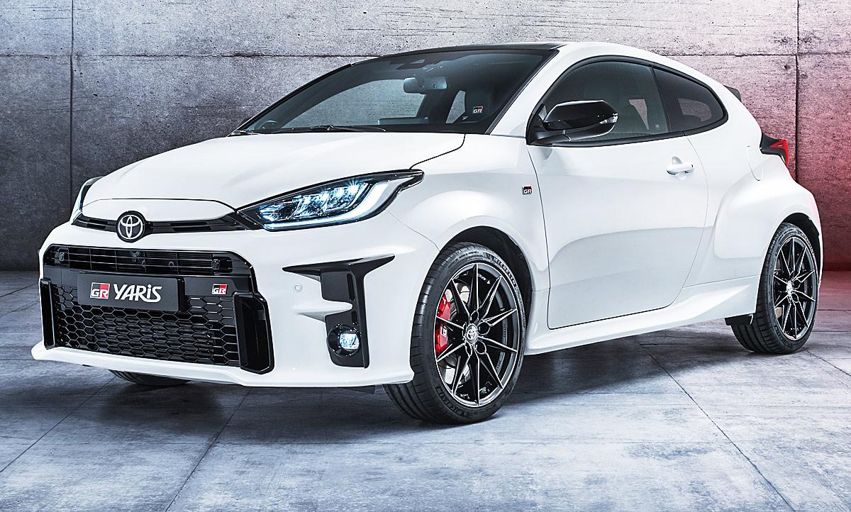 2020 Toyota Yaris Reviews