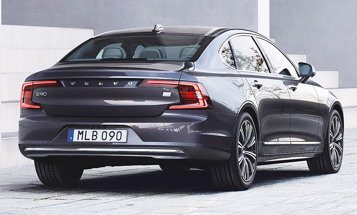 2020 Volvo S90 Review and Release date