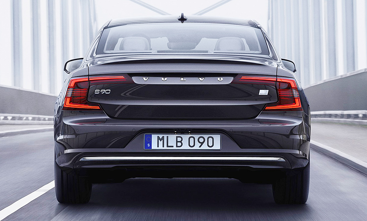 2020 Volvo S90 Pricing