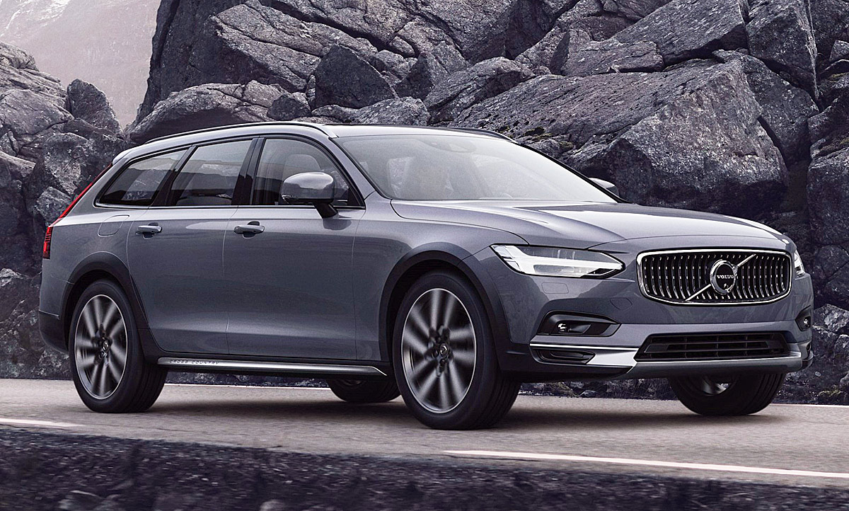 2020 Volvo V90 Review