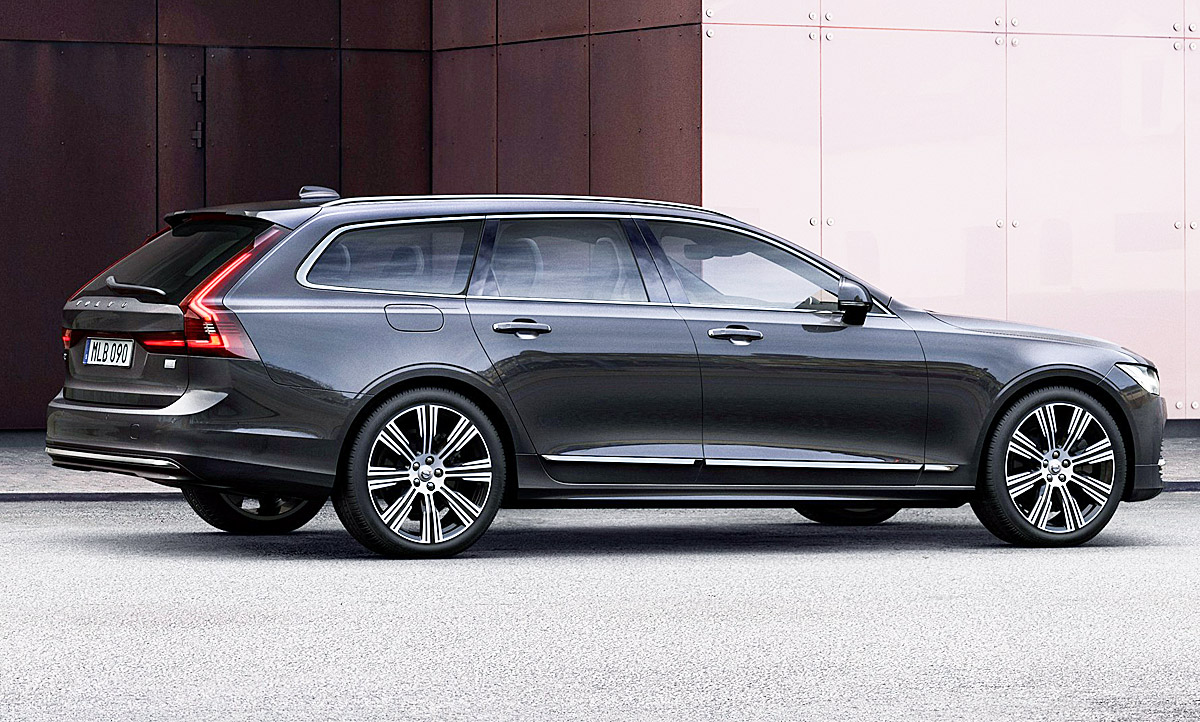 2020 Volvo V90 Exterior and Interior