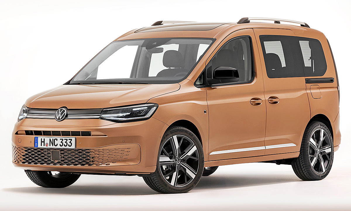 2020 VW Caddy Prices