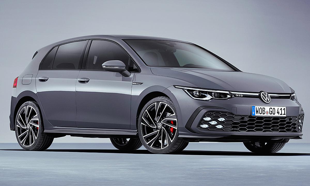 2020 Vw Golf Sportwagen Performance