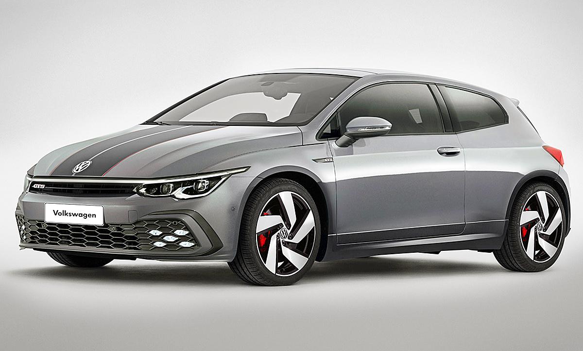 2020 Volkswagen Scirocco Redesign