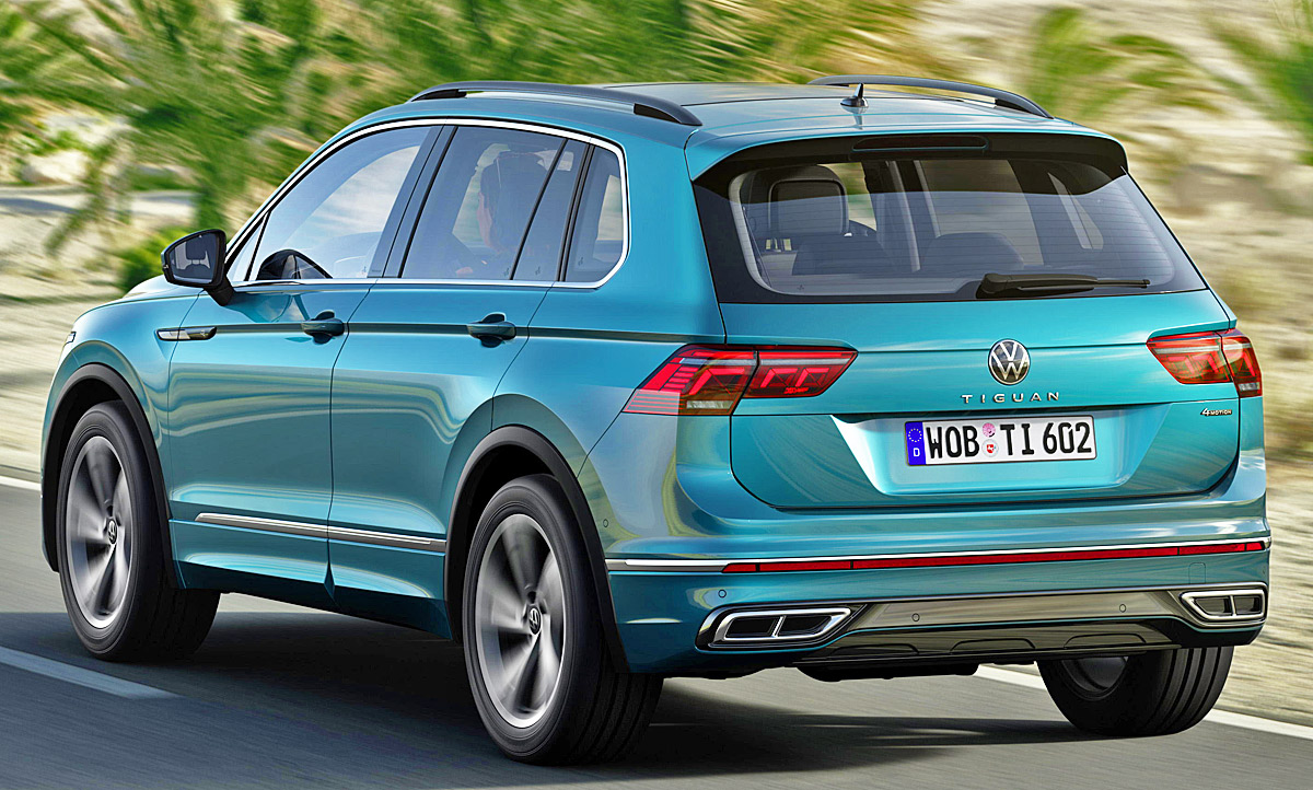 2020 VW Tiguan Price and Review