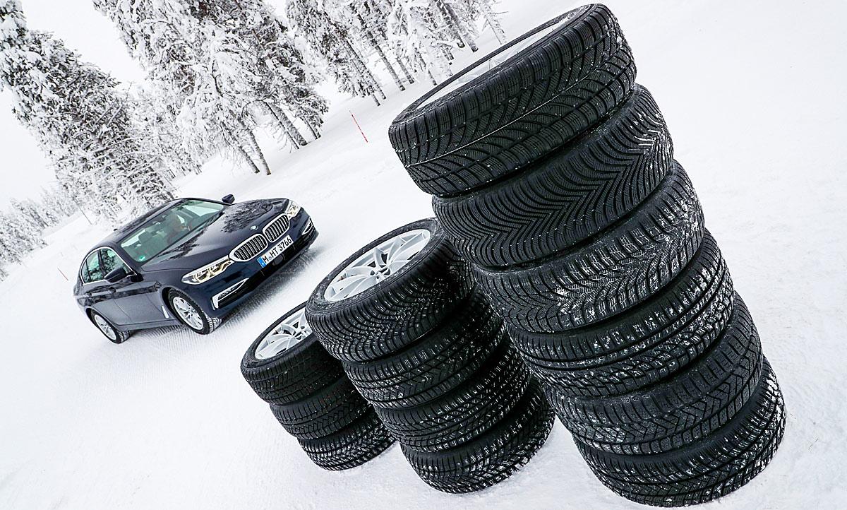 test winterreifen 2019