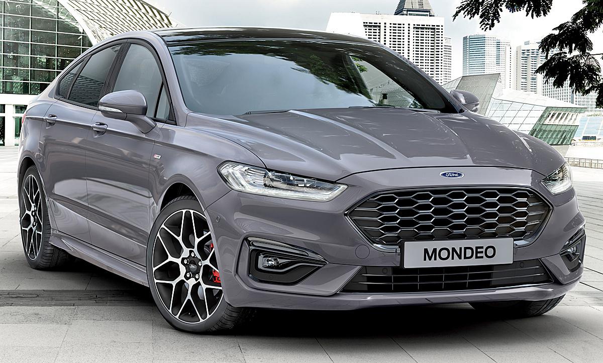 Ford Mondeo Facelift 2019 Motor Ausstattung Autozeitung De