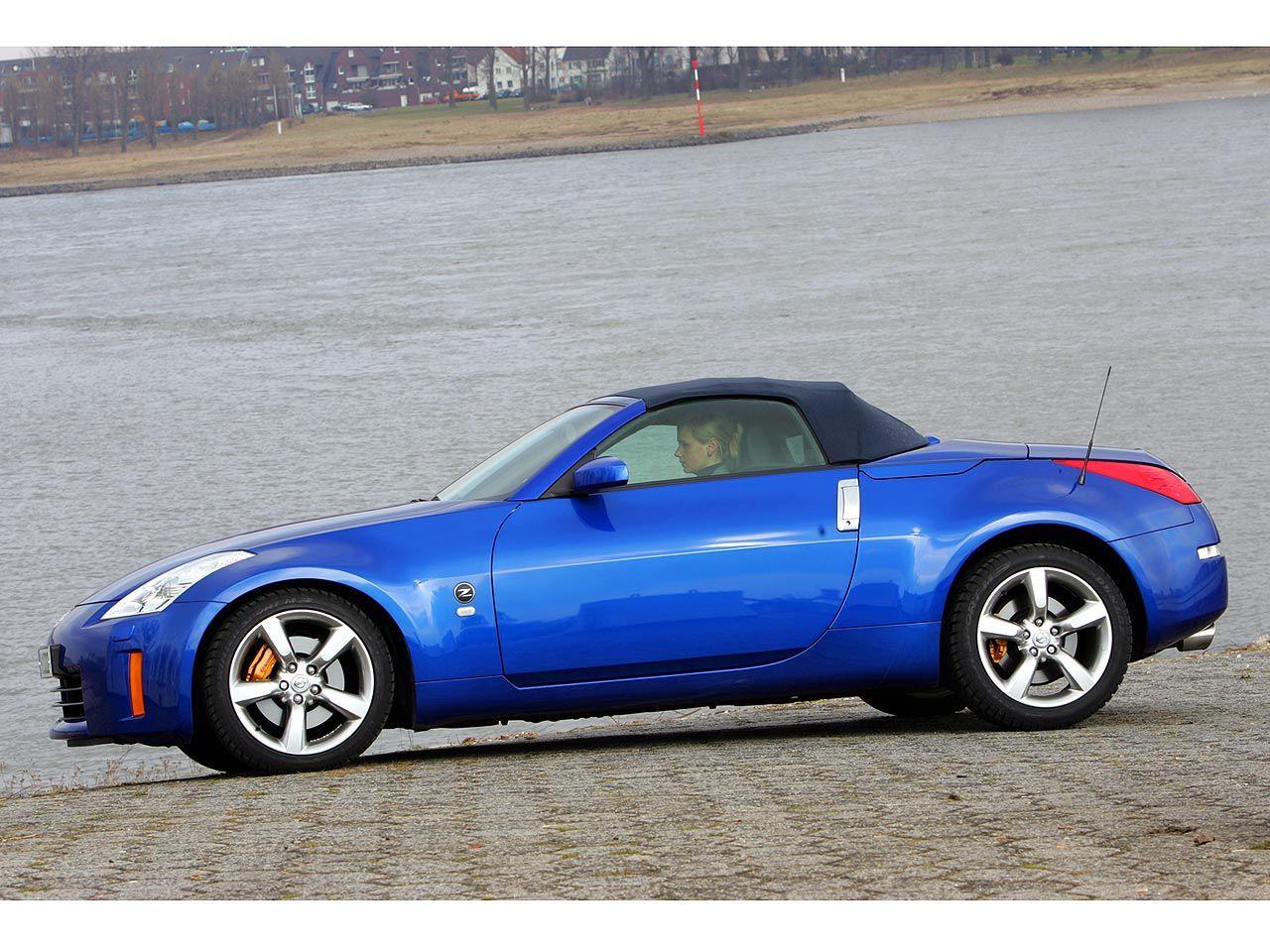 nissan 350z roadster im dauertest | autozeitung.de