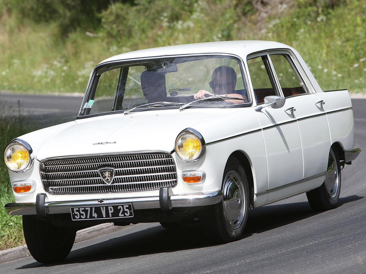 50 Jahre Peugeot 404 – Zeitreise im Oldtimer   autozeitung.de