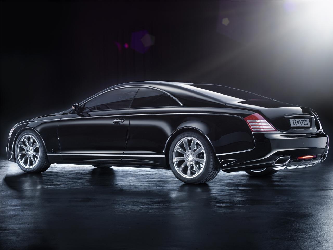 xenatec 57s coupé: neue luxusklasse auf basis des maybach 57 s  