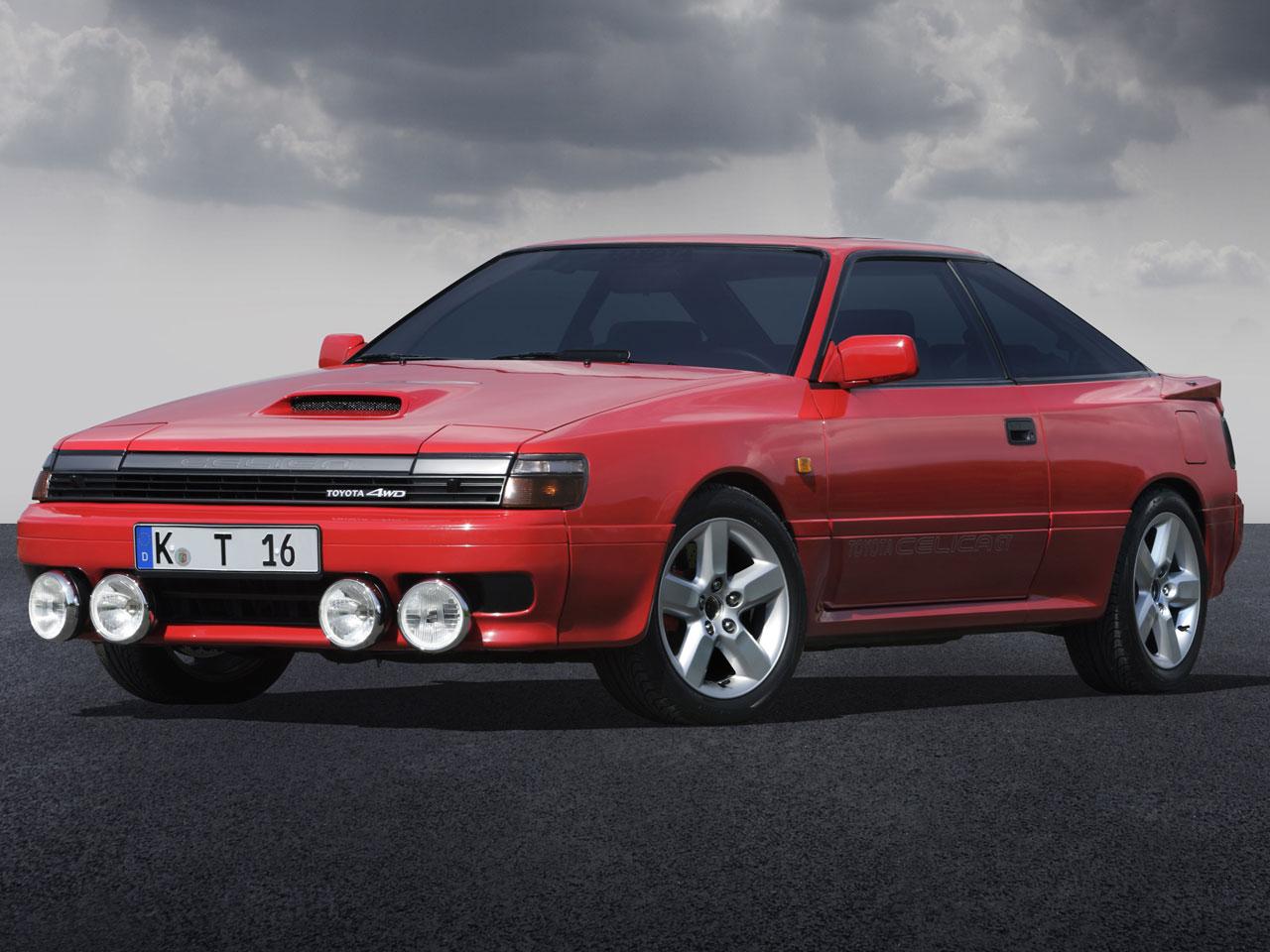 Die Neue Celica Und Der Toyota 2000 Gt Autozeitungde