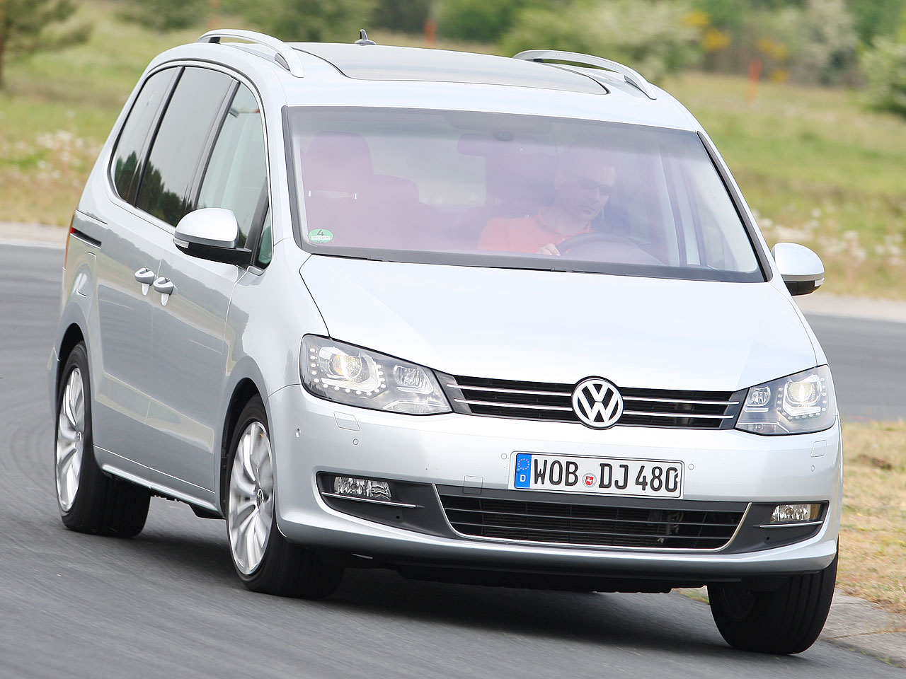 2021 VW Sharan Price, Design and Review