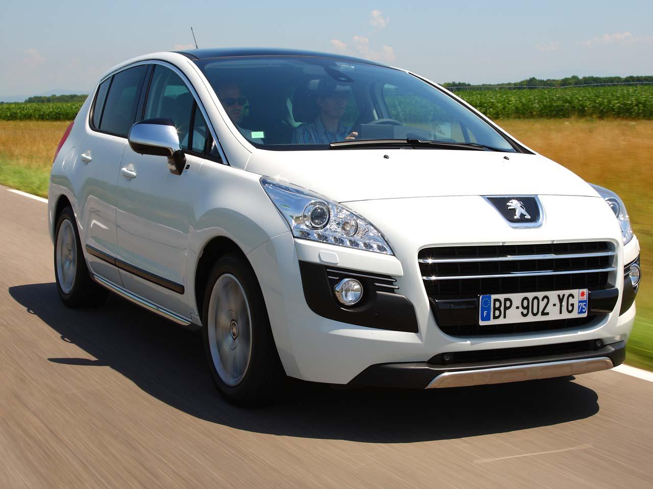 Neuer Peugeot 3008 (1. Generation) ab 2009: Testfahrt