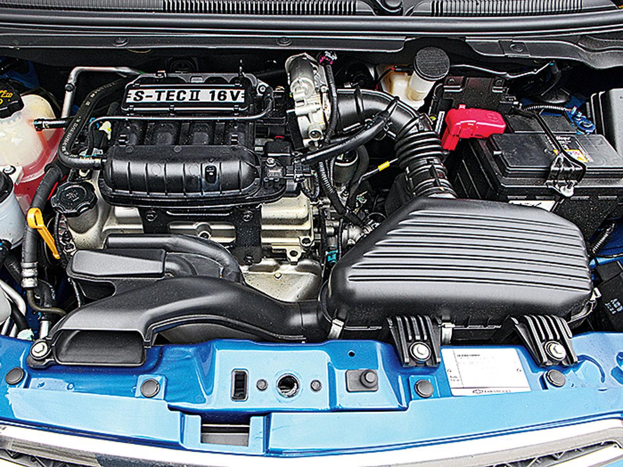 Chevrolet Spark Lt 1 2 Bilder Und Technische Daten Autozeitung De
