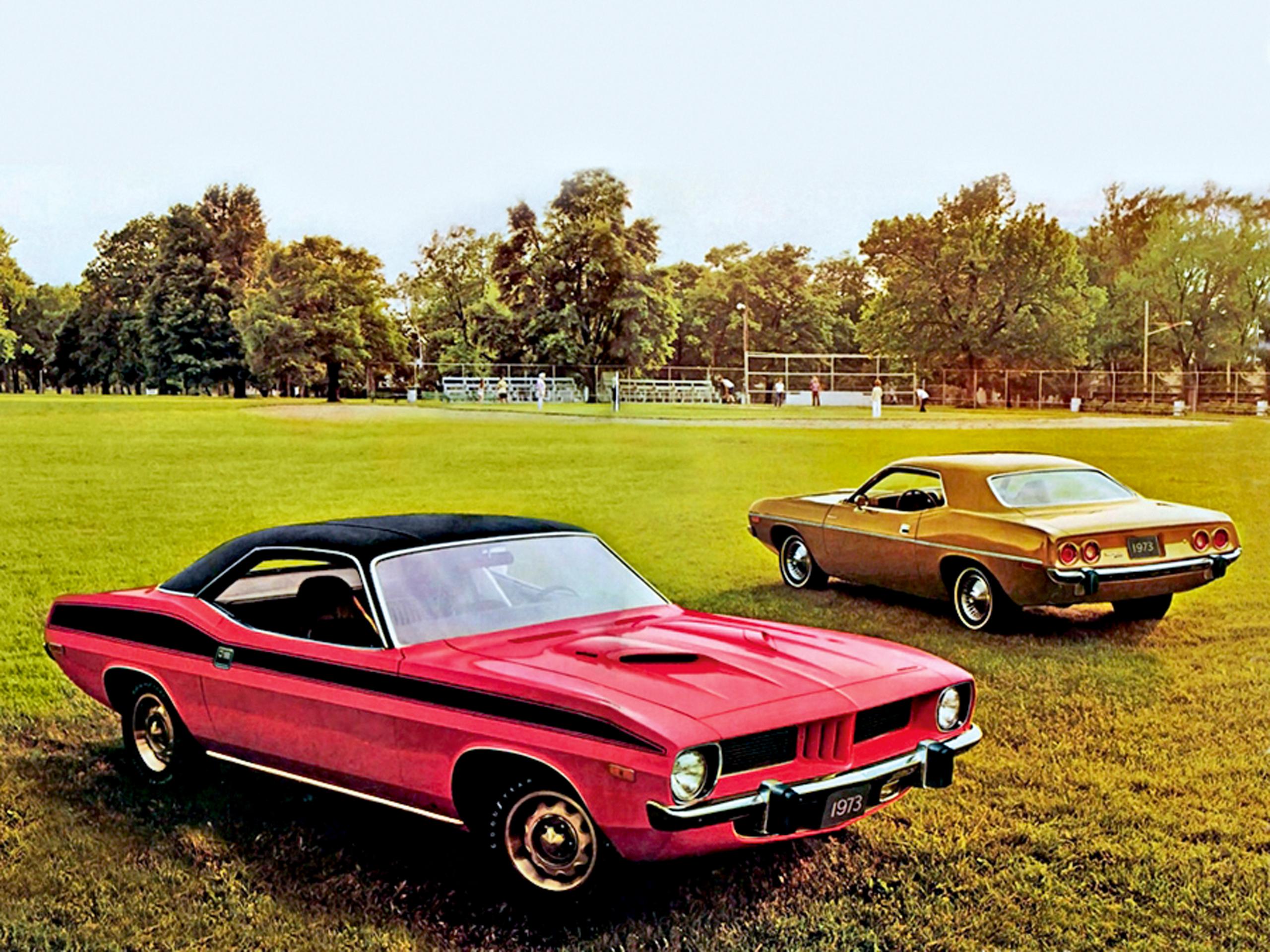 Die schärfsten Muscle Cars Top 20 USA