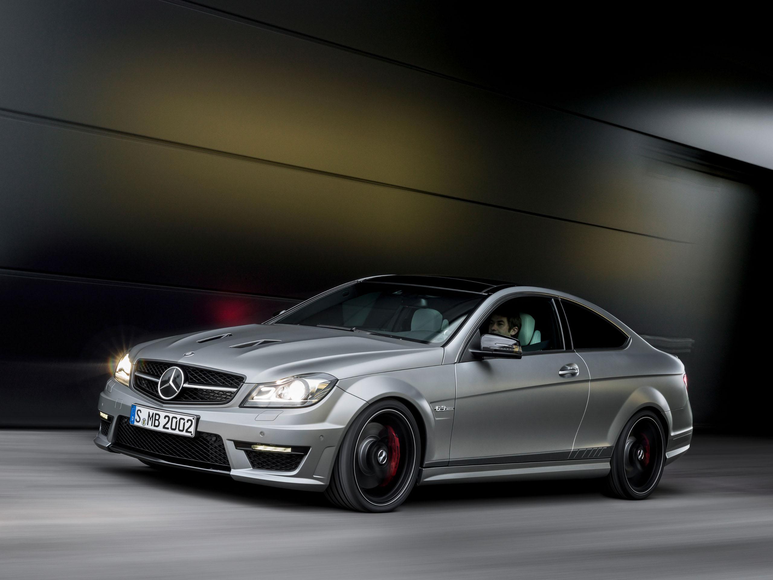 Mercedes A 45 AMG und C 63 AMG Edition 507 Preise