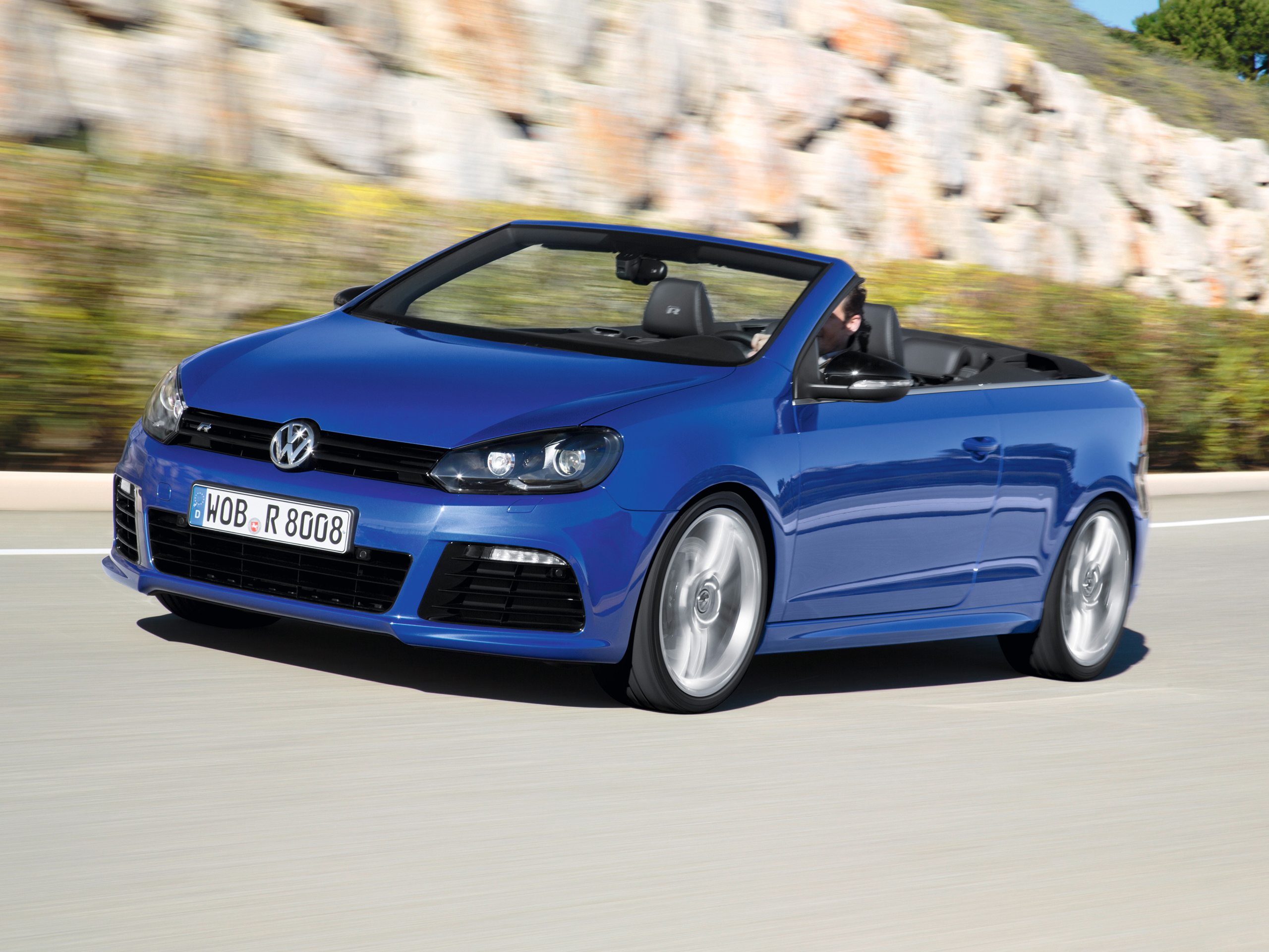 vw golf r cabrio 2013 im test bilder und technische daten. Black Bedroom Furniture Sets. Home Design Ideas