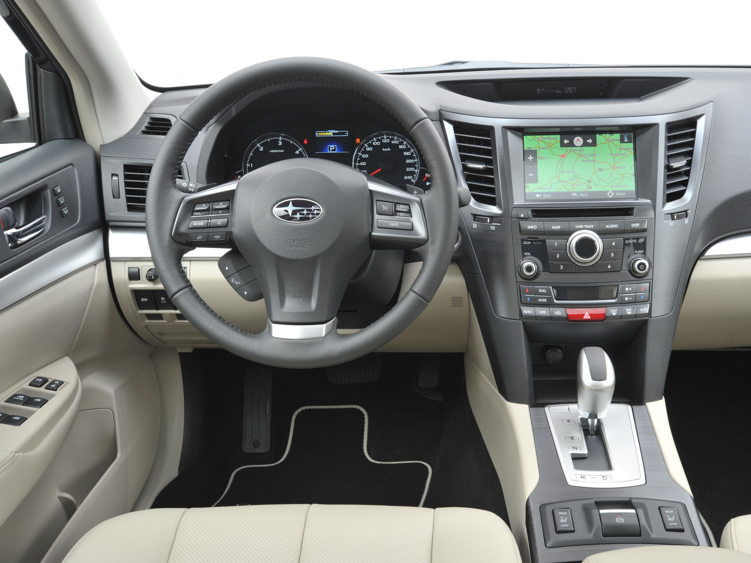 Fahrbericht Subaru Outback 2 0D 2013 Bilder und technische Daten