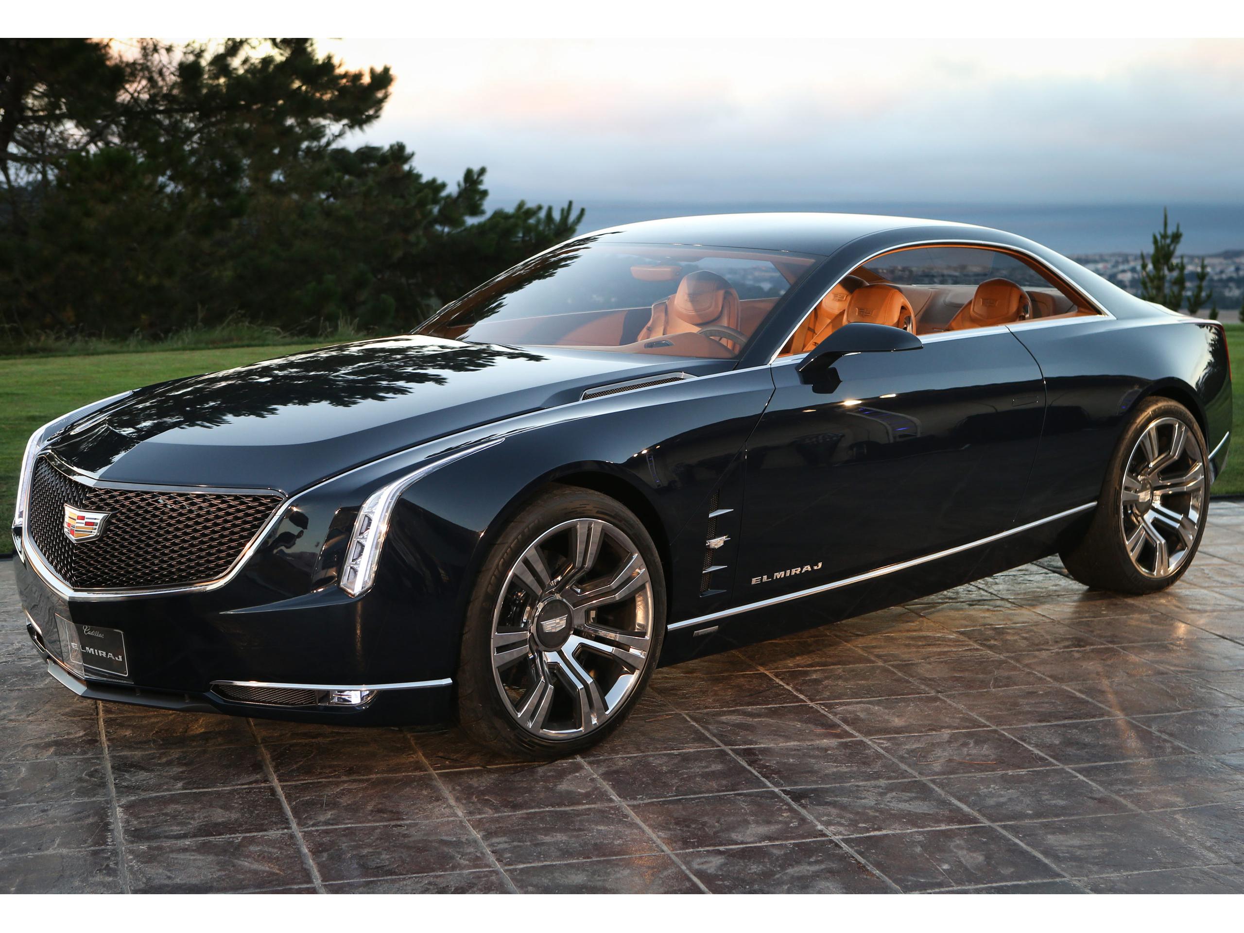2020 Cadillac Elmiraj Concept
