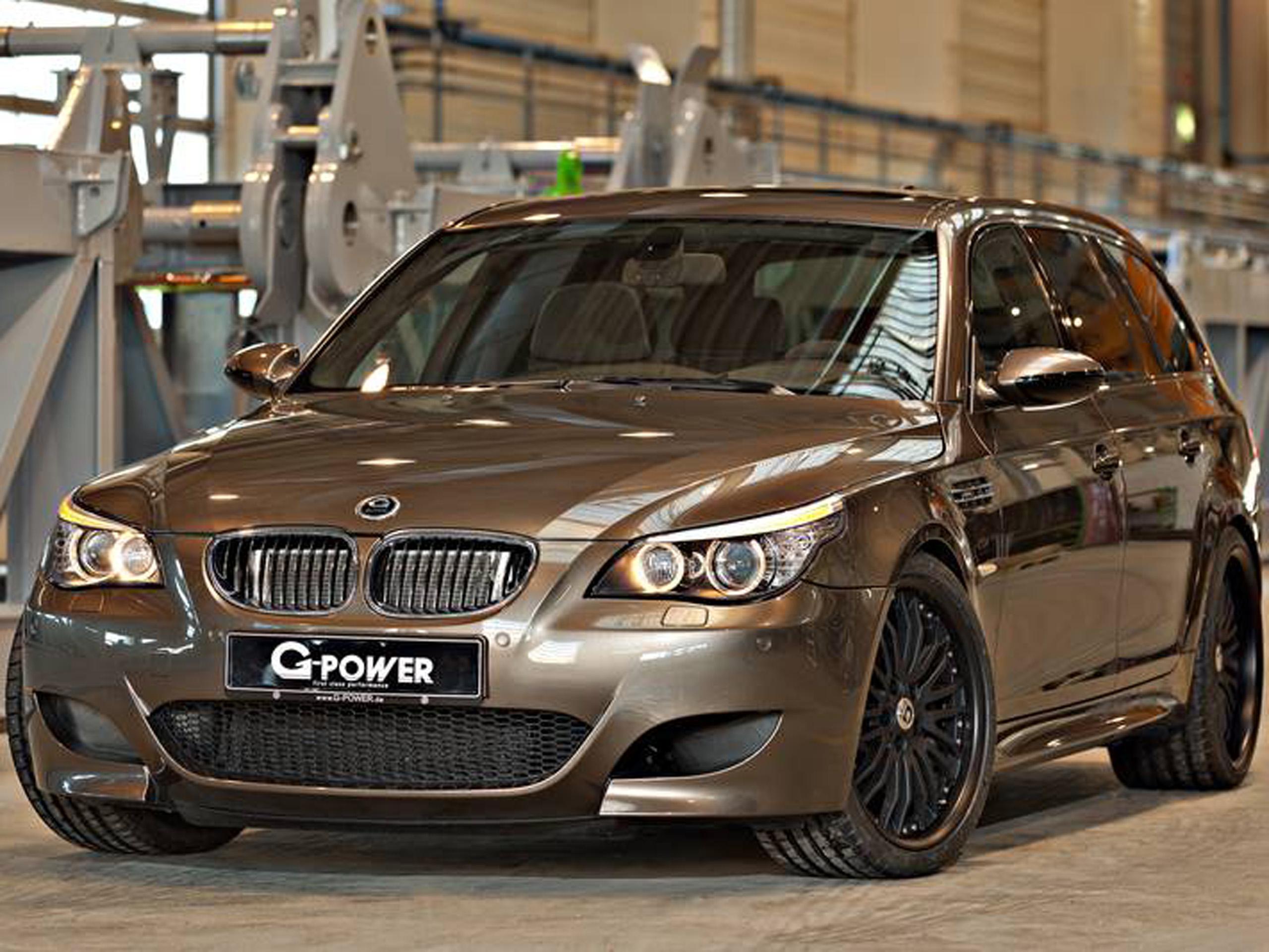 Bmw M5 Hurricane Rr Tuning Von G Power Autozeitung De