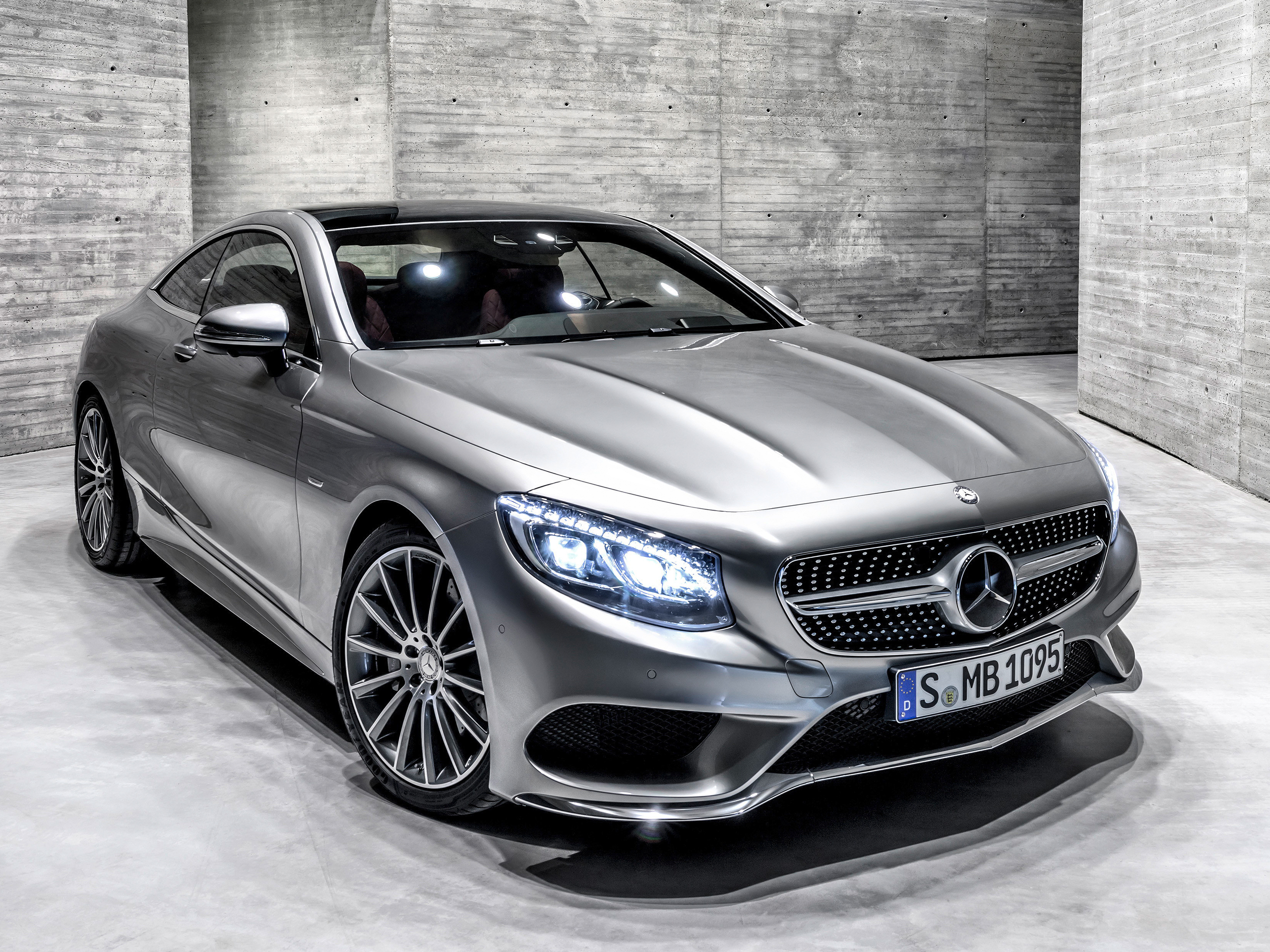 Mercedes S-Klasse Coupé 2014: Luxus zum Dahinschmelzen