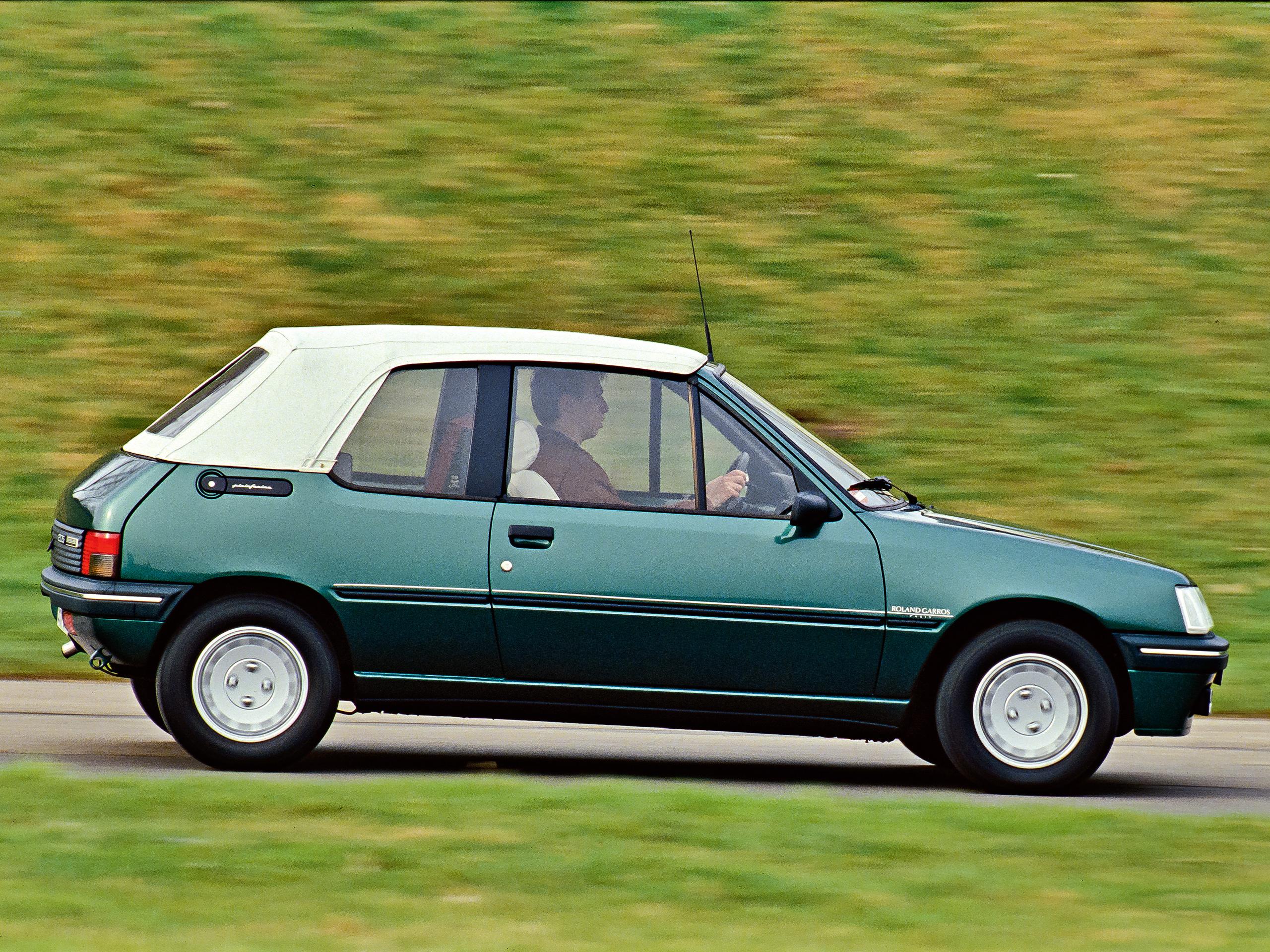 peugeot 205 cabrio: kaufberatung - 10 geheimtipps   autozeitung.de