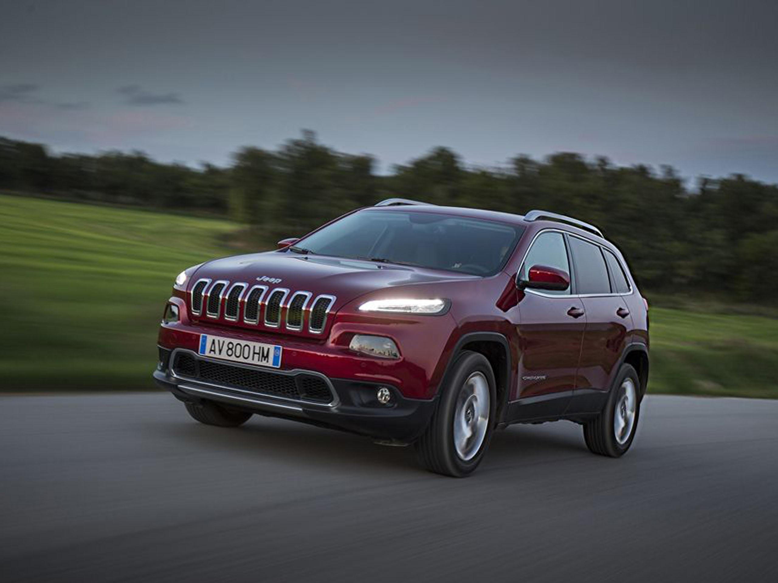 Neuheiten jeep cherokee 2014 preise marktstart deutschland technische daten bilder